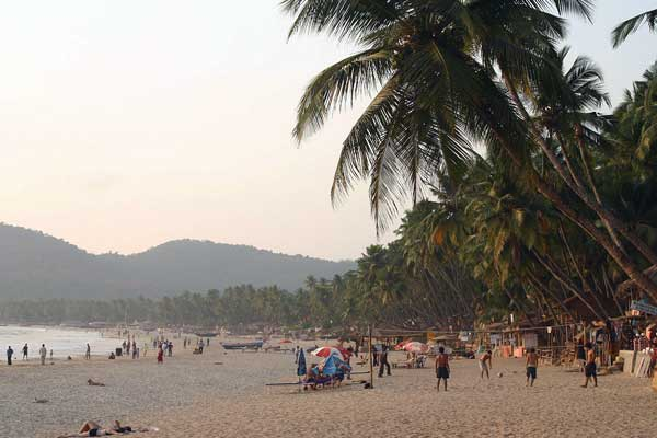 Goa Beach Palolem