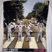 Abbey Road Troopers YMCA T-Shirt