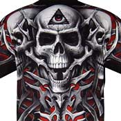 All Seeing Skulls T-Shirt