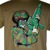Army Clown Shirt