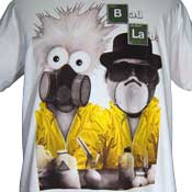 Breaking Bad Beaker Bunsen Muppet T-Shirt