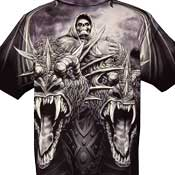 Dragon Rider Reaper T-Shirt