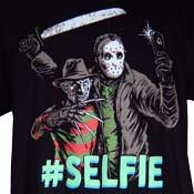 Freddy Jason Selfie T-Shirt