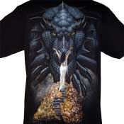 Dragon Maiden Sacrifice Shirt