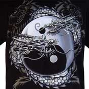 Dragon Yin-Yang Shirt