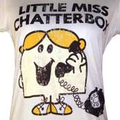 Little Miss Chatterbox T-Shirt