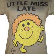 Little Miss Late T-Shirt